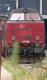 mz/120451/1449-steht-am-25810-im-bw 1449 steht am 25.8.10 im Bw Kopenhagen